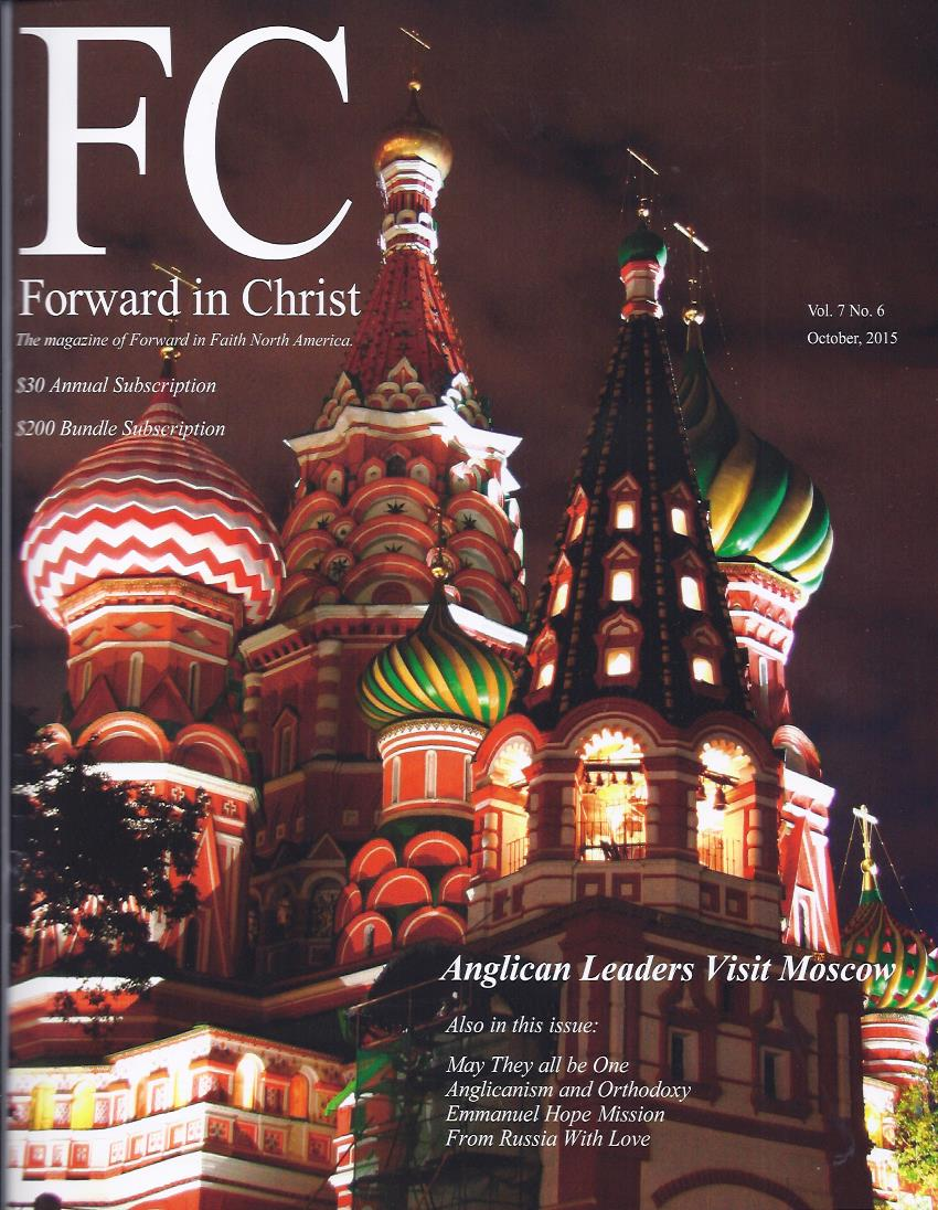 Forward in Christ October 2015