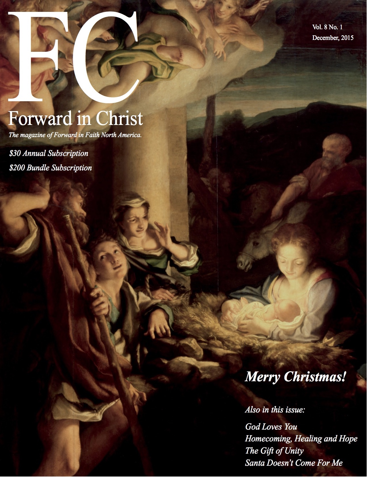 Forward in Christ December 2015