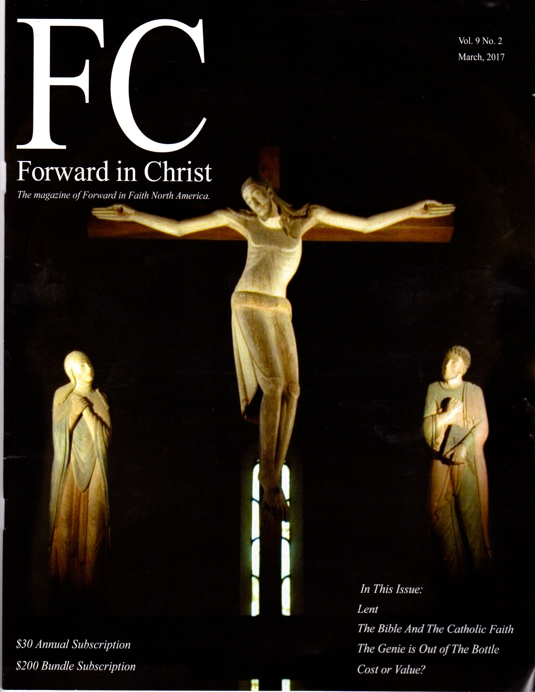 Forward in Christ November 2016