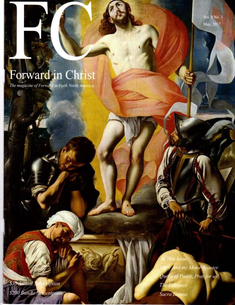 Forward in Christ May 2017